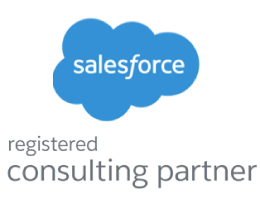 Registered Salesforce Consulting Partner Badge